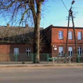 Zdjęcie szkoły podstawowej w Miesiączkowie