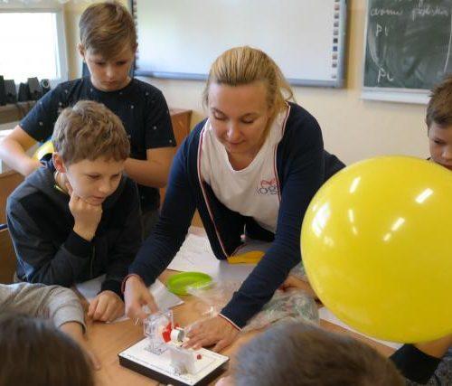 Szkoła w Lgocie po raz drugi otrzymała grant w programie mPotęga