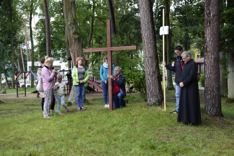 Rekolekcje wakacyjne w Mikoszewie